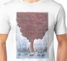 Red tree Unisex T-Shirt