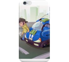 City Cruiser iPhone Case/Skin