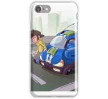 City Cruiser iPhone Case/Skin