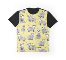 Meadow Badgers Graphic T-Shirt