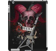 Metal iPad Case/Skin
