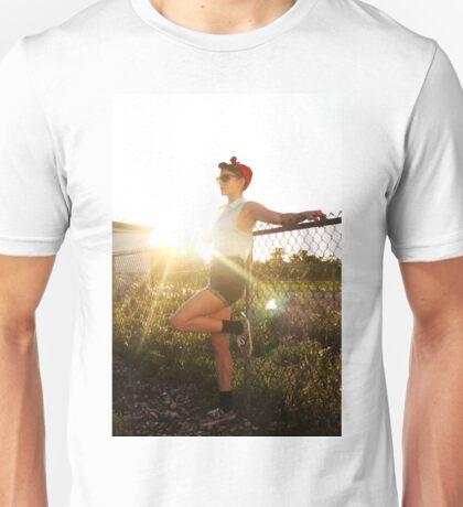 50s at Sunset Unisex T-Shirt