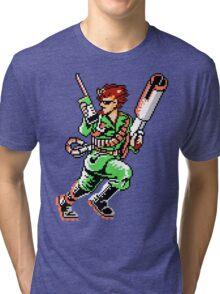 Bionic Commando T-shirt 1 Tri-blend T-Shirt