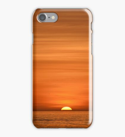 Floridian Sunset I iPhone Case/Skin
