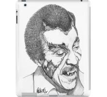 Count Blacula iPad Case/Skin