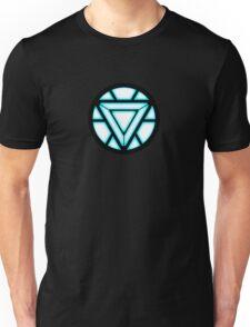 Arc Reactor Iron Man Suit Sign Unisex T-Shirt