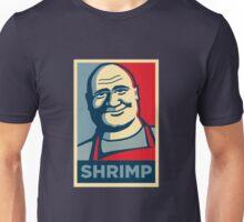 SHRIMP Poster Unisex T-Shirt