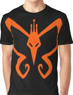 The Mighty Monarch Graphic T-Shirt