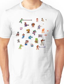 Champions of the NES! Unisex T-Shirt