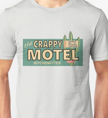 The Crappy Motel Unisex T-Shirt
