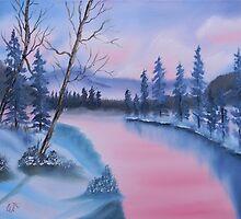 Winter Color by Warren  Thompson