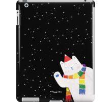 Christmas Polar Bear III iPad Case/Skin