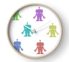 Robots Clock