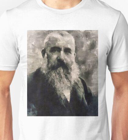 Claude Monet, Artist Unisex T-Shirt