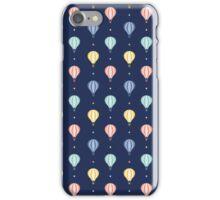 Hot-air Balloon Pattern iPhone Case/Skin