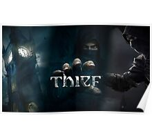 Thief Poster [SQUARE ENIX] Poster