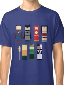 The Justice League  Classic T-Shirt