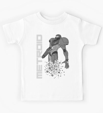 Turning to Zero (Greyscale) Kids Tee