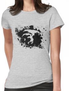 SKYRIM Womens Fitted T-Shirt