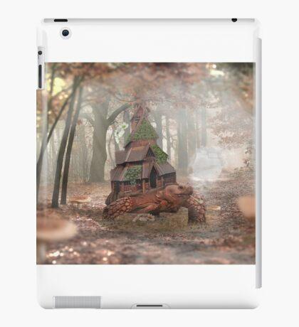 Wise Tortise - Fantasy Artwork iPad Case/Skin