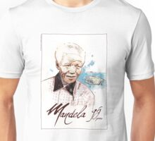 Happy Birthday Mandela Unisex T-Shirt