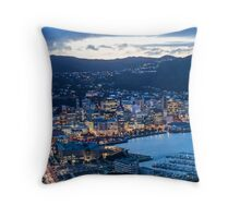 Wellington By Night Throw Pillow