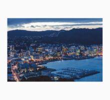 Wellington By Night Baby Tee