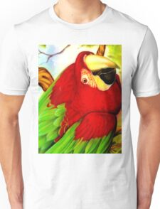 Colorful Carrot Painting  Unisex T-Shirt