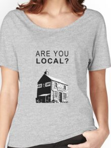 Are You Local? Women's Relaxed Fit T-Shirt