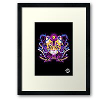 Cult of the Cat Framed Print