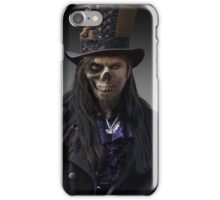 Gothic Zombie iPhone Case/Skin