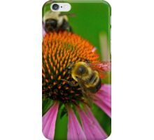 Busy Bumble Bees iPhone Case/Skin