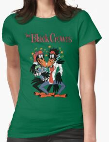 The Black Crowes Classic Womens Fitted T-Shirt