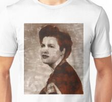 Patsy Cline, Country Singer Unisex T-Shirt