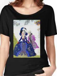 Rococo scene no. 1 Women's Relaxed Fit T-Shirt