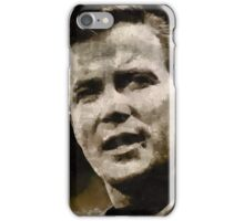 William Shatner Star Trek's Captain Kirk iPhone Case/Skin