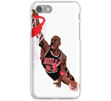Get Dunked On! iPhone Case/Skin