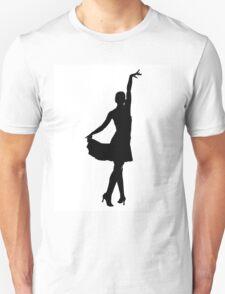 Latin dancer silhouette T-Shirt