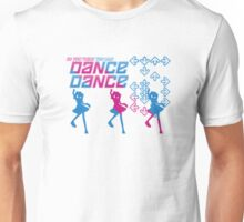 So you think you can Dance Dance Revolution (DDR) Unisex T-Shirt
