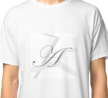 A Initial Classic T-Shirt