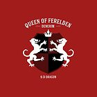 Dragon Age - Queen of Ferelden by firlachiel