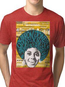 Sharon Jones Tri-blend T-Shirt