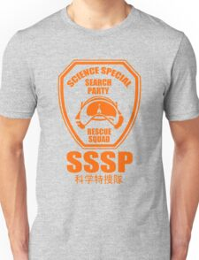 Science Special Search Party Ultraman Science Patrol SSSP Japan Unisex T-Shirt