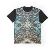 Abstract Net Graphic T-Shirt