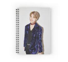 jimin bts Spiral Notebook