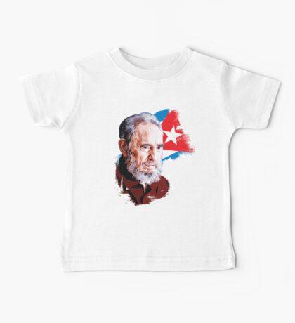 Fidel Castro Baby Tee