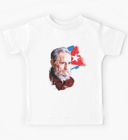Fidel Castro Kids Tee