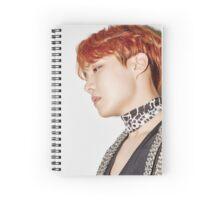 jhope Spiral Notebook