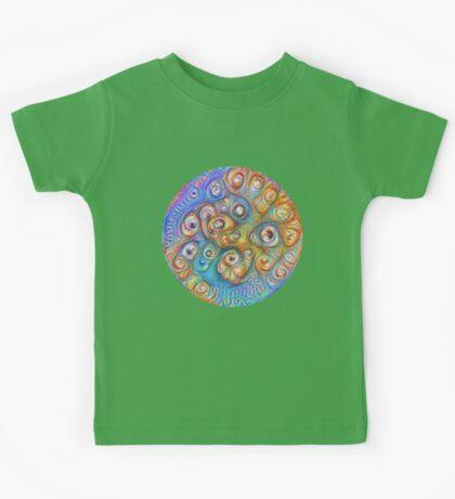 Planet Four #Deepdream Kids Tee