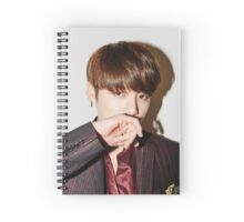 Jungkook bangtan boys Spiral Notebook